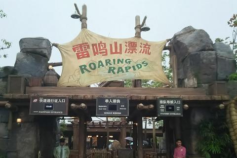 上海迪斯尼乐园假度区16090616 - 31