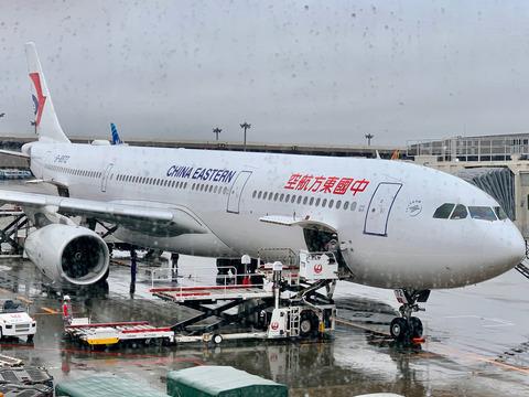 中国東方航空 - 4
