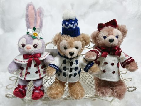 ダッフィークリスマス1 - 4
