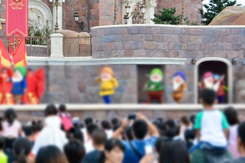 上海迪斯尼乐园假度区16090607 - 38 / 37