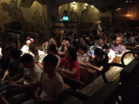 上海迪斯尼乐园假度区16090613 - 18