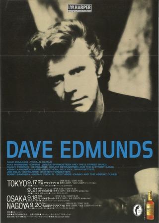 1990-09-18 - Dave Edmunds Flyer _R