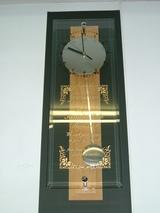 動き出した時計
