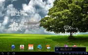 ASUS Transformer TF101(android3.1)を3.2.1にしてみた。