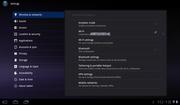 Dynabook AZにAndroid3.0のROMを入れてみたらWiFiが使えた