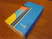 Nexus 5 LG-D821 (白 16GB)が届きました