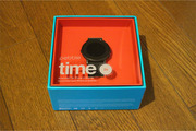 Pebble Time Round (黒20mm)を購入しました