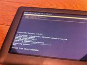 Barnes & Noble社のNook ColorのCM7でUSB HOSTを使ってみた
