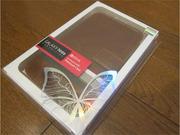 GalaxyNote用 ZENUS ストライプ柄 ダイアリーケース を購入しました