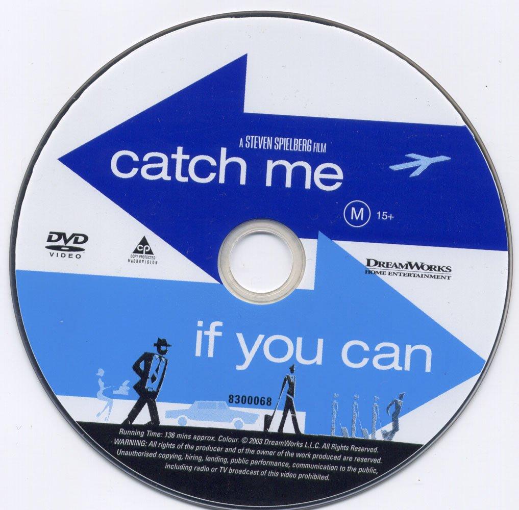 DVDデータベース : キャッチミー ...