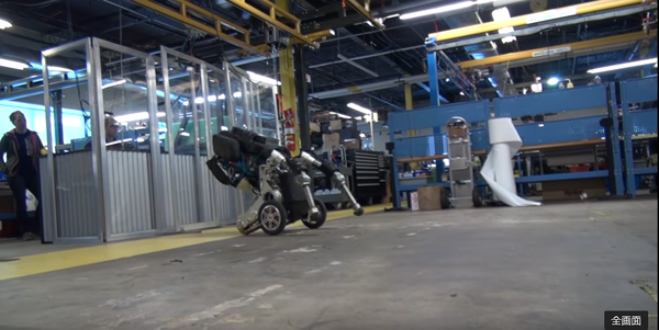Googleが開発中の新型ロボット、めっちゃ強そうwwwww→(※動画あり)