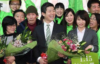 大阪の全国最年少市長「年収1430万円で副市長を募集します!」※女性限定