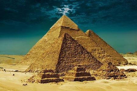 エジプトの奴隷「おーい!仕事終わったからパンとビールくれ!」