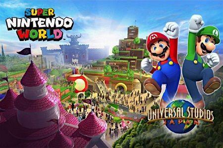 任天堂のテーマパーク『スーパーニンテンドーワールド』で本物のマリオカートが遊べるかもしれないぞ!!!