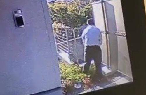 【動画あり】NHK職員、訪問した家の敷地内で立ちションをしていると話題に