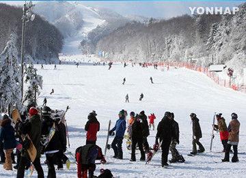 【画像】平昌のスキー場がオープンwwwwww