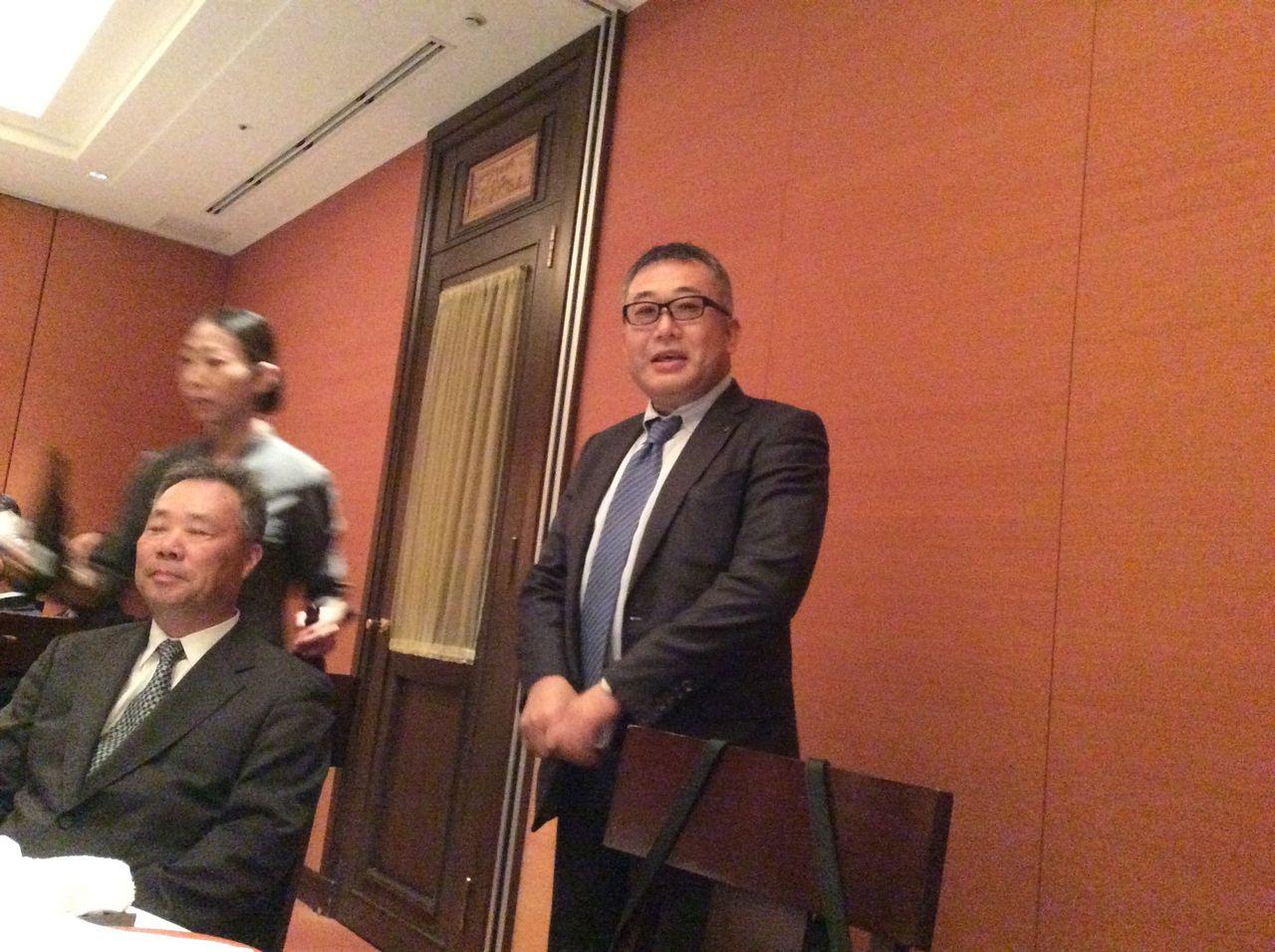 一つにまとまっている三浦工務店三和会❣️ : 戸田栄造ブログ