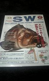 SW11月号