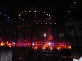 重低音ギンギンの韓国太鼓で開幕、もちリアル炎OK
