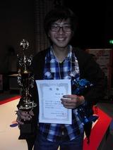 You Chang Hyunとはインチョンの大会の後、キャンプに行った仲だ。喜びと緊張が切れたのか号泣してた