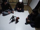 韓国のチョー有名なコメディアンとEBSTVのクルーも集合