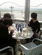 羽田の庶民向けレストランハケーン1