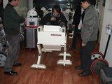 ROBO3.COMの搭乗形ロボットに試乗