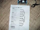 シスターズが試合中ちゃんとチェックしていたトーナメント表