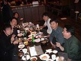 ROBO3.COMの社長さん、ROBO-ONEの張さんと会食