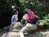 さすがに山登りは無理なのでバッグに収まるダイナマイザー