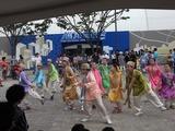 子供たちの思いっきりのダンスがセンスも笑顔も良く本当に可愛かった