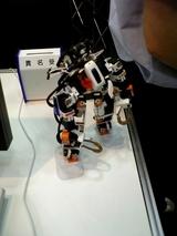 どこかで見たロボットが・・・