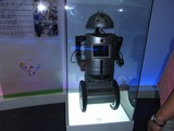 私はこのロボットのデザインが好き