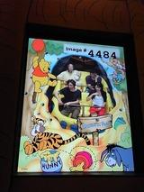 ぷーさんで撮られた写真を撮ってしまった。