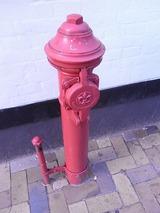 海外に行くと大体は消火栓を撮影してしまう。