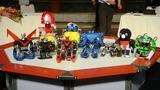 ROBO-ONE GP2008FINALinハワイアンズに出場したロボット達