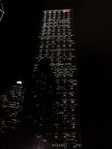 ほんとに夜景が素晴らしかった、色とか協調性とか・・
