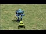 芝刈りシーン2
