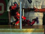 すごくトリッキーなモーションが可能な軽量級ロボだ
