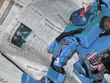 朝日新聞を読むダイナマイザー