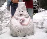 雪だるまs
