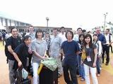 ソウルの隣、インチョン市に終結した国際チームの面々