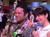 ROBO-ONE GPの主役はGIYさんと弥生ちゃんですた・・