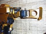 新ルール240%腕のテストをTINYWAVEのオプションフレームで開発