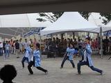 シニアのダンスは日本のダンスだった。良い関係でホッとした。