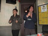 張さんとデュエット 曲は「プサン港に帰れ」