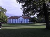 オーデンセコミニュティと書かれていた広大な公園と建物