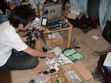 マノイATをローランドのようにデジタル屋台式?で製作しています。
