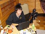 東京海洋大学にいく真武(マナブ)が電通大チームの助っ人