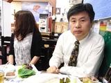 韓国ROBO-IONE委員長張さんとも数か月ぶりに再会した。